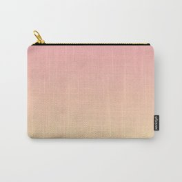 Gradient pink Carry-All Pouch