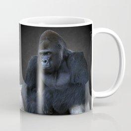 Portrait Of A Male Gorilla Coffee Mug