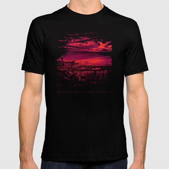 Sunset Over Bristol Harbor 3 T-shirt