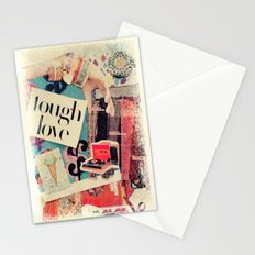 Tough Love Stationery Cards