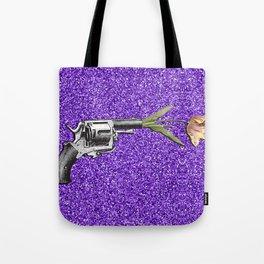 FORAL SHOT Tote Bag