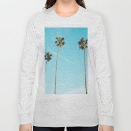 Palm Tree Sunshine Long Sleeve T-shirt
