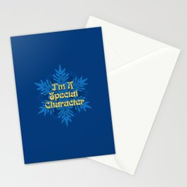 I'm  Special Character Stationery Cards