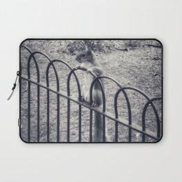 The Lonely Squirrel Laptop Sleeve