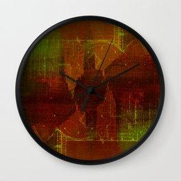 70 xrt Wall Clock