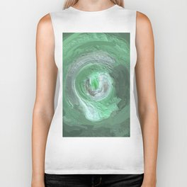 Abstract Mandala 139 Biker Tank