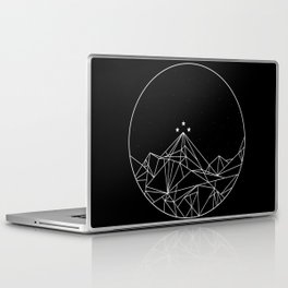 The Night Court Symbol Laptop & iPad Skin