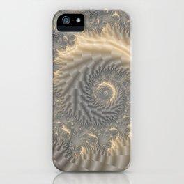 spiral art -i- iPhone Case