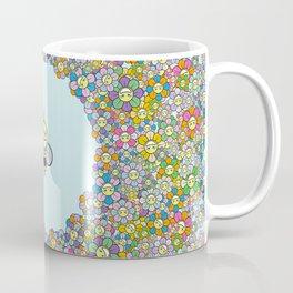 FLOWER POWER BEE Coffee Mug