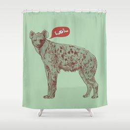 LOL Shower Curtain