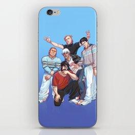 Kirkwall Boys iPhone Skin