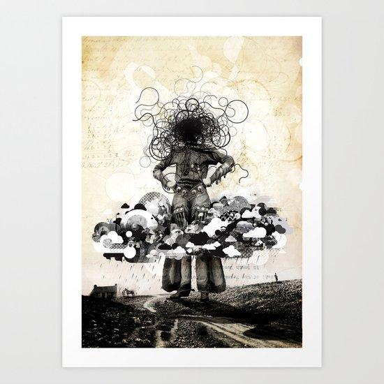 Homemade Art Print