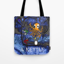 Kettle of Fish Tote Bag