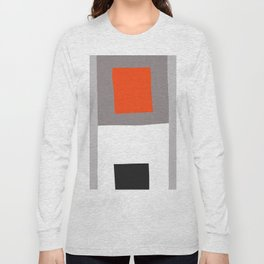 Mid Century Minimal 3 Long Sleeve T-shirt