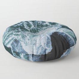 Sea 9 Floor Pillow