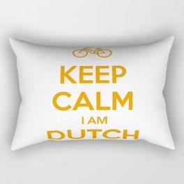 KEEP CALM I AM DUTCH Rectangular Pillow