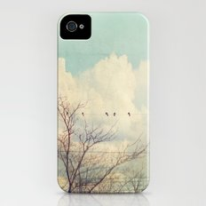 Beyond The Blue iPhone (4, 4s) Slim Case