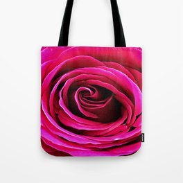 Purity Of Paradise Tote Bag