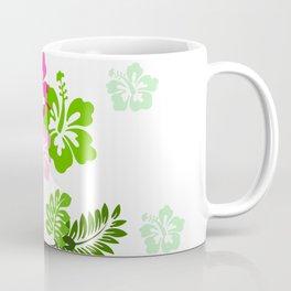 Hawaiian Flowers Coffee Mug