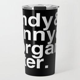 The Mindy Project Travel Mug