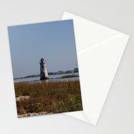 Cockspur Lighthouse Stationery Cards