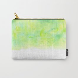 Greenery Abstract Carry-All Pouch