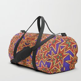 Starry Pop Duffle Bag