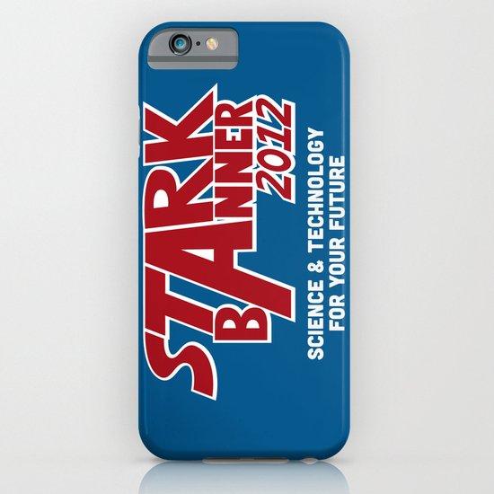 Stark Banner 2012 iPhone & iPod Case