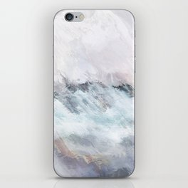 Northern Sunsets iPhone Skin