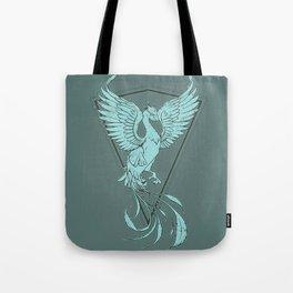 Phoenix - Paste Tote Bag