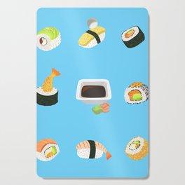 Sushi Pattern Cutting Board