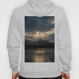 Shining Eye on the Sky Hoody