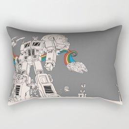 Childhood Friends Rectangular Pillow