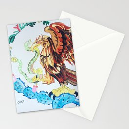 The Wings of Mexico Stationery Cards
