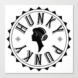 Hunky Punky - Tete #2 Canvas Print