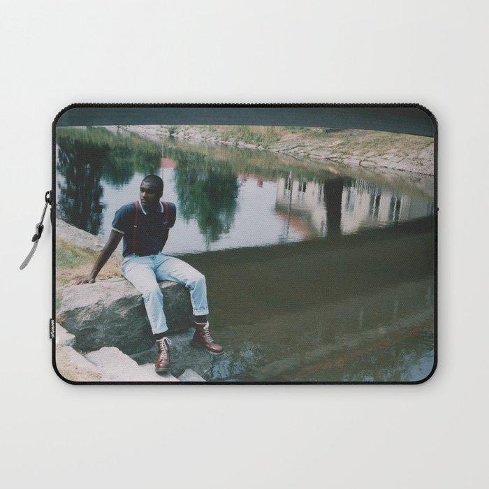 Skinhead Robbin 2005 Laptop Sleeve