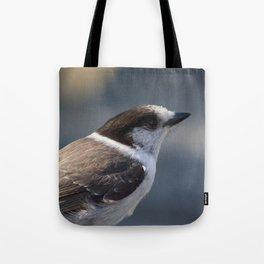 Gray Jay Portrait Tote Bag