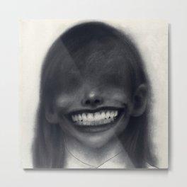 HOLLOW CHILD #13 Metal Print