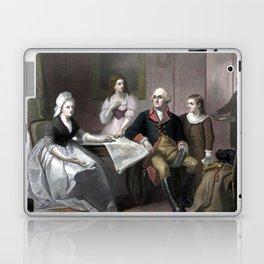 Washington And His Family Laptop & iPad Skin