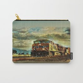 Observance Valley Freight Line Carry-All Pouch