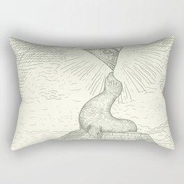 The Masonic Seal Rectangular Pillow