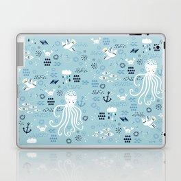 Sea Breeze Laptop & iPad Skin