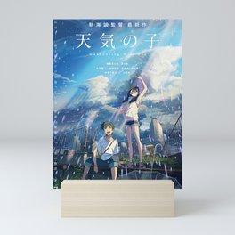 Tenki no Ko // Weathering with You Mini Art Print
