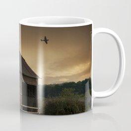 Spitfire Sunset Coffee Mug