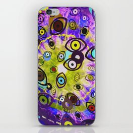 That Thing She Does With Her Eyes iPhone Skin