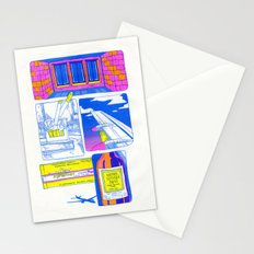 packet of cigarettes Stationery Cards