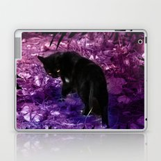 ...Lady not in mood Laptop & iPad Skin