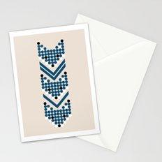 Jardin d'hiver 3 Stationery Cards