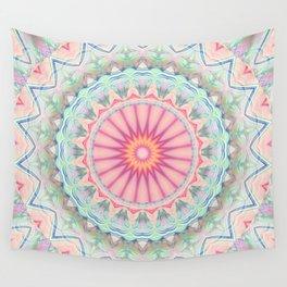 Mandala pastel no. 5 Wall Tapestry