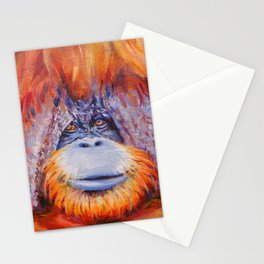 Chantek the Great Stationery Cards